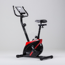 Rower magnetyczny HS-2070 Onyx czarno-czerwony Hop-Sport