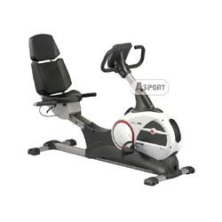 Instrukcja - Rower elektromagnetyczny, poziomy, ergometr RX7 Kettler