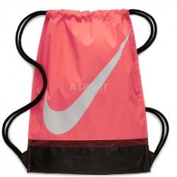 Torba, worek na buty sportowe, piłkarskie 16l NIKE GYMSACK koralowa Nike