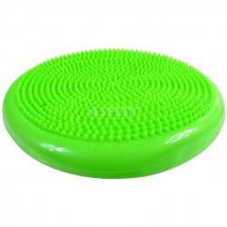 Dysk do masażu, do ćwiczeń 33cm zielony PROfit