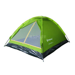 Namiot biwakowy, 2-osobowy, 1-warstwowy MONODOME II KingCamp