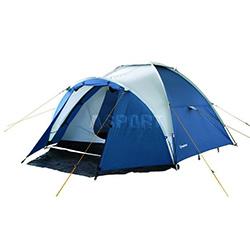 Namiot biwakowy, 4-osobowy, 2-warstwowy HOLIDAY 4 KingCamp