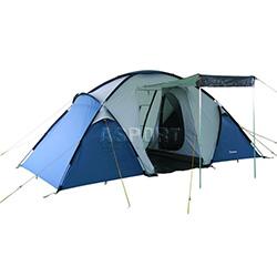 Namiot biwakowy, 4-osobowy, 2-warstwowy BARI 4 KingCamp