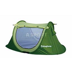 Namiot biwakowy, 2-osobowy, samorozk�adaj�cy si� VENICE KingCamp