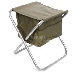 Krzesło składane z torbą, turystyczne, kempingowe, wędkarskie Meteor