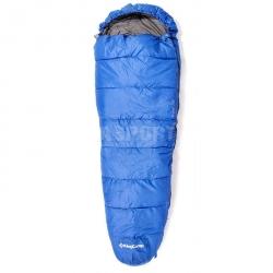 Śpiwór mumia, trzysezonowy, wypełnienie syntetyczne BREEZE KingCamp