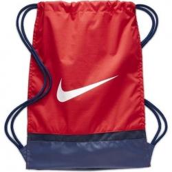 Torba, plecak, worek na buty sportowe NIKE BRASILIA czerwona Nike