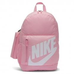 Plecak Nike ELEMENTAL dla dziewczynki jasnoróżowy