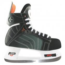 Łyżwy hokejowe, hokejówki, sznurowane NH 401S Nils