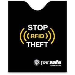 Etui na paszport, karty kredytowe, blokada RFID RFIDSLEEVE 50 Pacsafe
