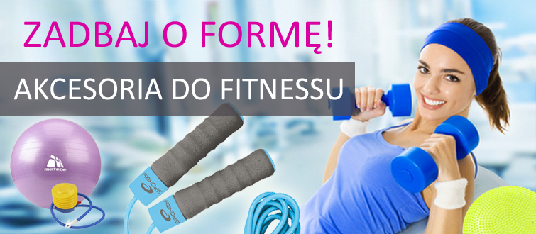 Akcesoria do fitnessu