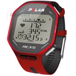 Pulsometr do biegania i różnych dyscyplin sportu RCX5 GPS Polar