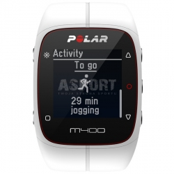 Pulsometr do fitnessu i treningu przekrojowego M400 Polar