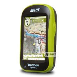 Instrukcja - Urządzenie nawigacyjne GPS SPORTIVA TWONAV CompeGPS/Holux