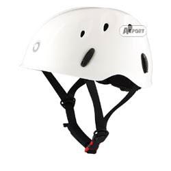 Kask wspinaczkowy regulowany COMBI bia�y Rock Helmets