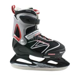Łyżwy regulowane, dziecięce, płoza hokejowa MICRO XT ICE Bladerunner