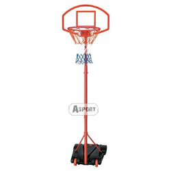 Instrukcja - Stojak do koszykówki ADANCED Solex