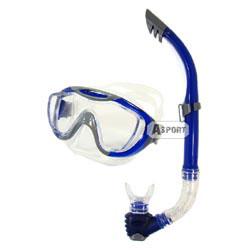 Instrukcja - Fajka + maska do nurkowania GLIDE MASK Speedo
