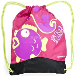 Pokrowiec, worek na buty, na basen SEASQUAD WET KIT BAG Speedo