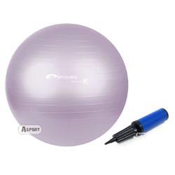 Instrukcja - Piłka gimnastyczna do ćwiczeń + pompka Spokey