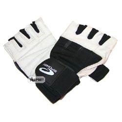 Rękawiczki skórzane fitness GUANTO Spokey