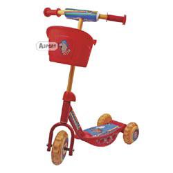 Instrukcja - Hulajnoga dziecięca 3 kołowa Spokey
