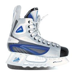 Łyżwy hokejowe, hokejówki, sznurowane RAGE Spokey