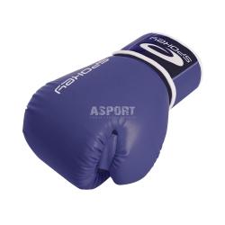 R�kawice bokserskie NINIGI 12oz niebieskie Spokey