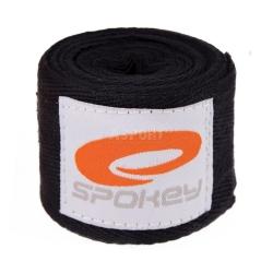 Bandaże bokserskie SAIFA 4m 2szt. czarne Spokey