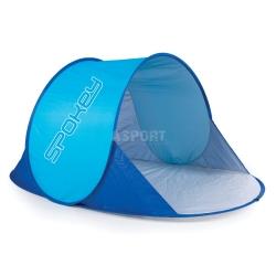 Parawan, namiot plażowy NIMBUS niebieski Spokey