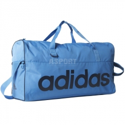 Torba sportowa, podróżna, treningowa LINEAR PERFORMANCE niebieska Adidas