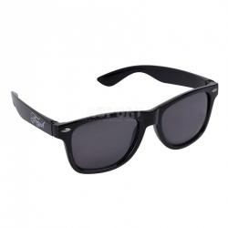 Okulary przeciwsłoneczne, filtr UV RETRO czarne Tempish