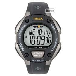 Instrukcja - Zegarek męski, sportowy IRONMAN TRIATHLON 30 LAP FLIX Timex