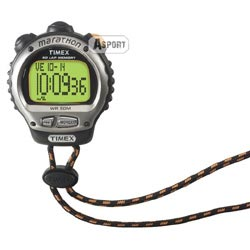 Instrukcja - Stoper elektroniczny MARATHON 50 LAP Timex