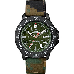 Zegarek męski, sportowy EXPEDITION ANALOG ELEVATED Timex