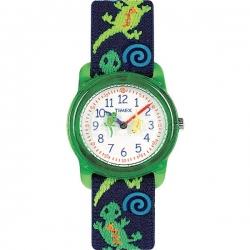 Zegarek dzieci�cy TIMEX KIDS ANALOG LIZARDS Timex