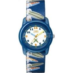 Pasek do zegarka niebieski Timex