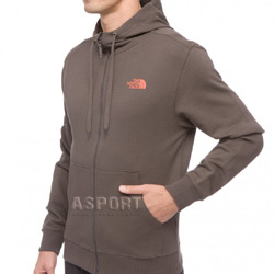 Bluza m�ska, z kapturem, 100% bawe�na ROPE DOME The North Face