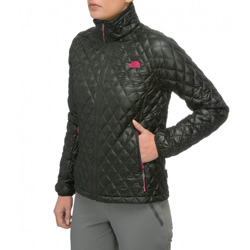 Kurtka damska, zimowa, ocieplana THERMOBALL FULL ZIP The North Face