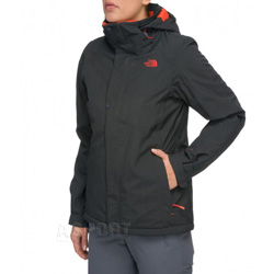 Kurtka damska, z membran� HyVent 2L LAUBERHORN NOVELTY The North Face