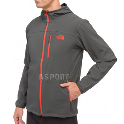 Kurtka m�ska, softshell z kapturem, Apex Aerobic™ NIMBLE The North Face