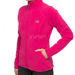 Bluza polarowa, damska GLACIER FULL ZIP The North Face