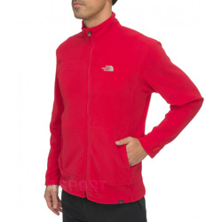 Bluza polarowa, m�ska 100 GLACIER FULL ZIP The North Face