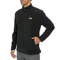 Bluza polarowa, męska 100 GLACIER FULL ZIP 2kolory The North Face