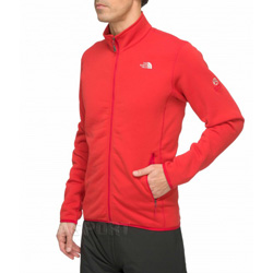 Bluza m�ska, Polartec® Power Stretch® FLUX The North Face