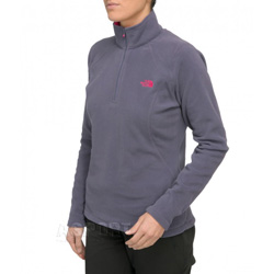 Bluza polarowa, damska 100 GLACIER 1/4 ZIP The North Face