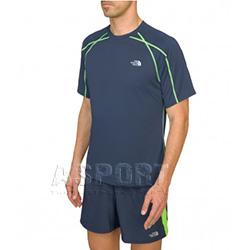 Koszulka męska, t-shirt do biegania, na jogging S/S VOLTAGE CREW The North Face