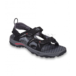 Sanda�y m�skie, sportowe HEDGEHOG SANDAL czarne The North Face