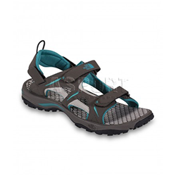 Sanda�y damskie, sportowe HEDGEHOG SANDAL br�zowe The North Face