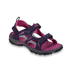 Sanda�y damskie, sportowe HEDGEHOG SANDAL fioletowe The North Face